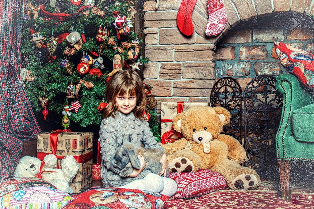 Фотосессия с детьми