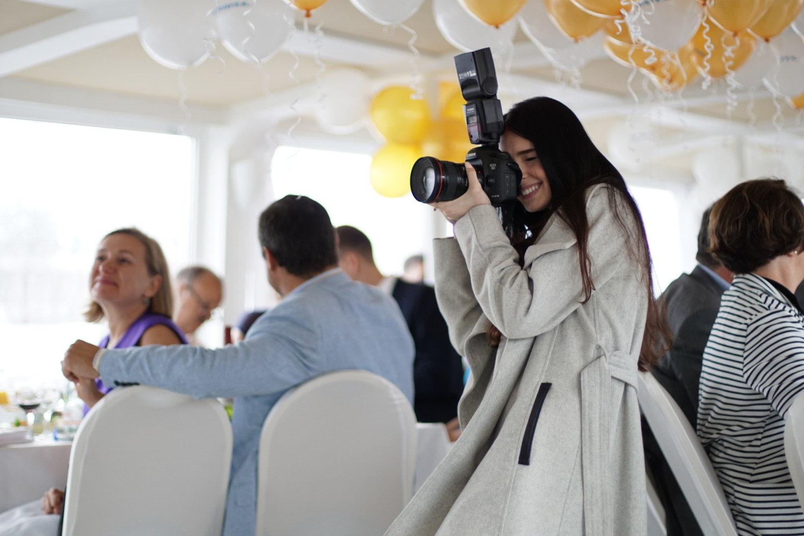 Репортажный фотограф